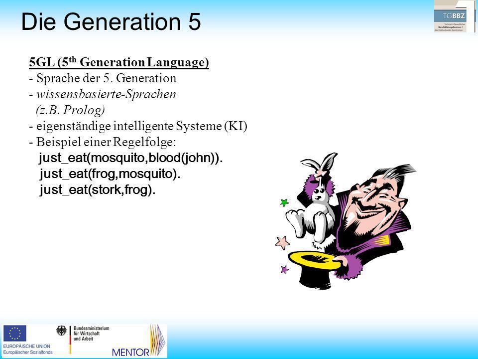 Die Generation 5