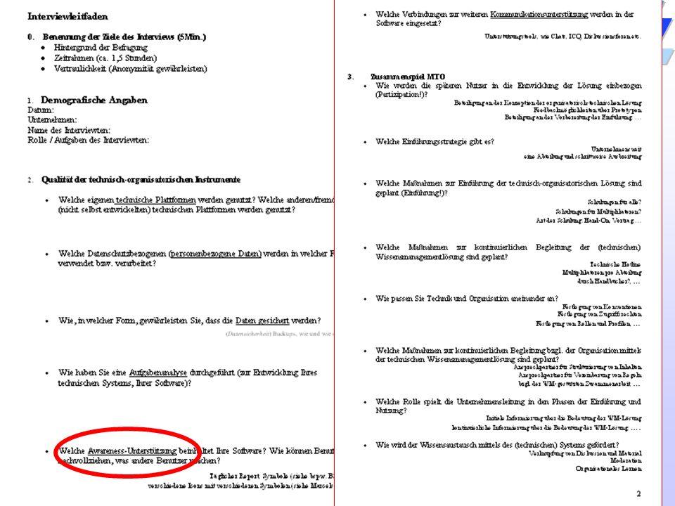 Leitfaden Dr. Isa Jahnke I&G Vorlesung
