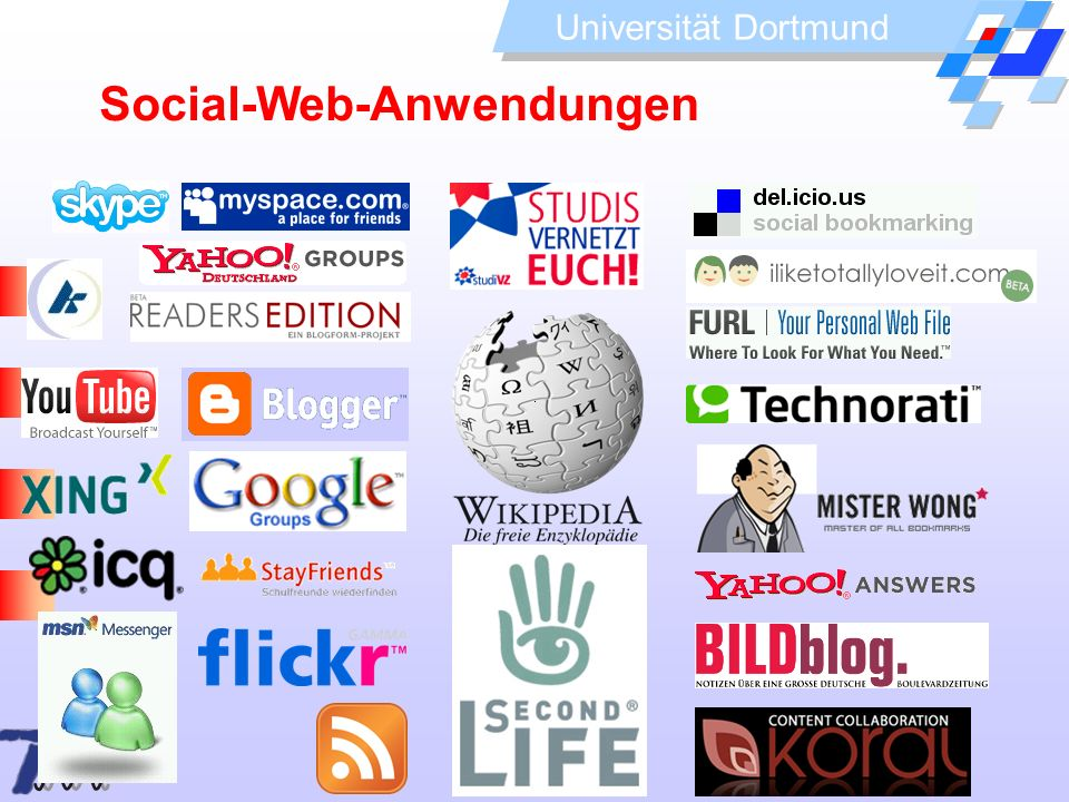 Social-Web-Anwendungen