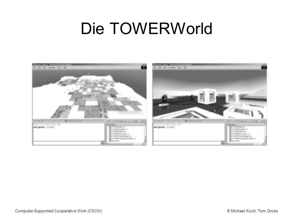 Die TOWERWorld