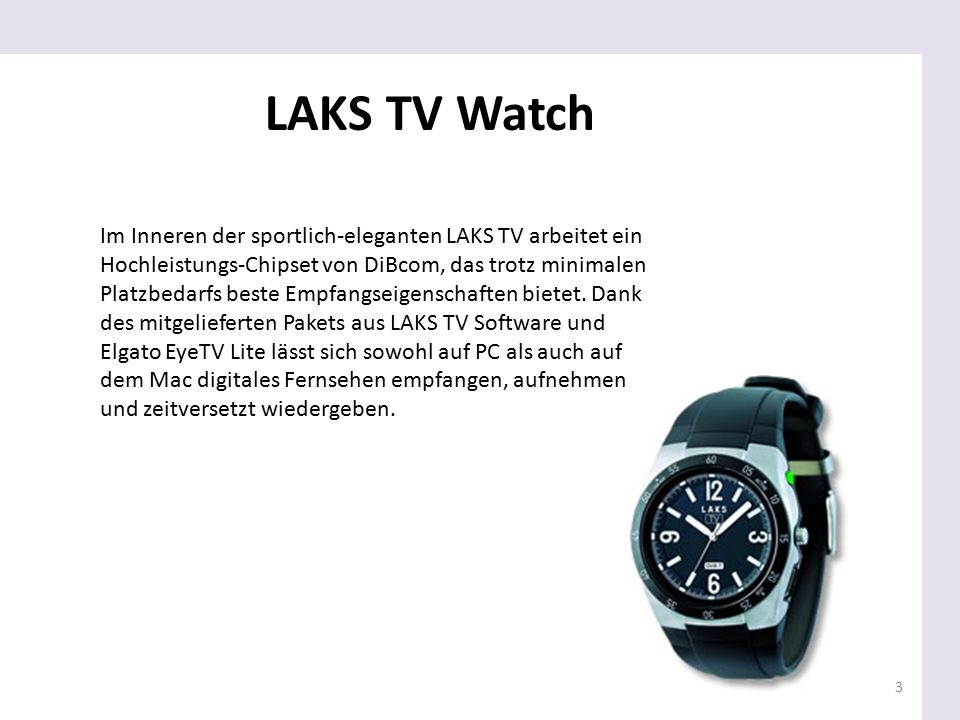 LAKS TV Watch