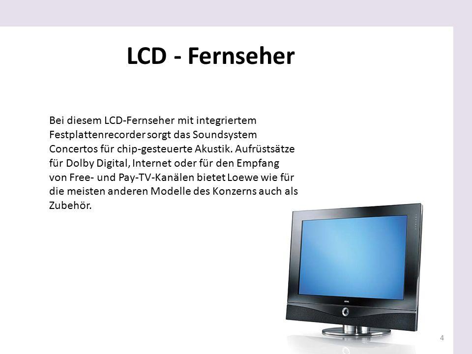 LCD - Fernseher