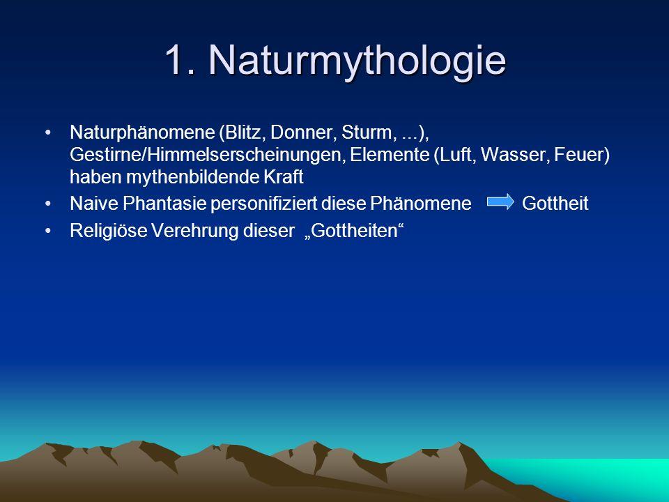 1. Naturmythologie