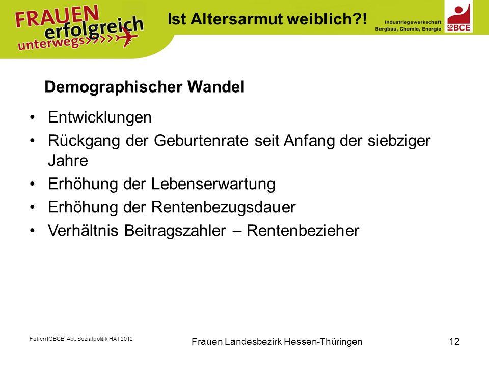 Frauen Landesbezirk Hessen-Thüringen
