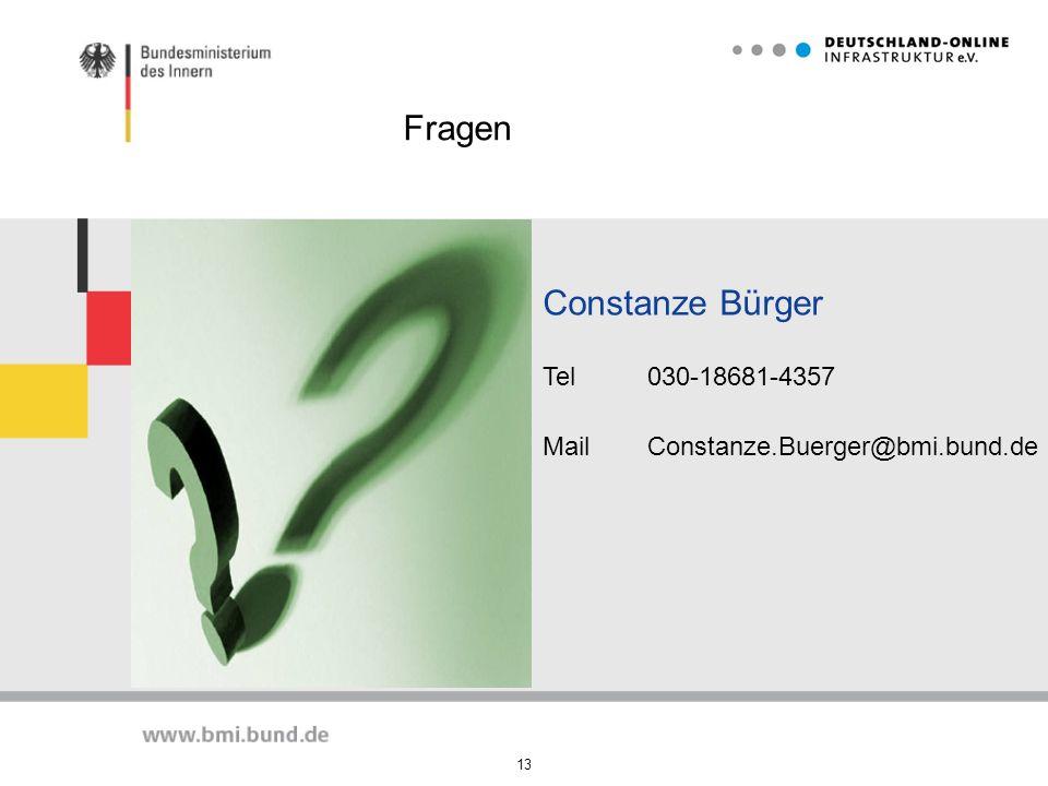 Fragen Constanze Bürger Tel 030-18681-4357