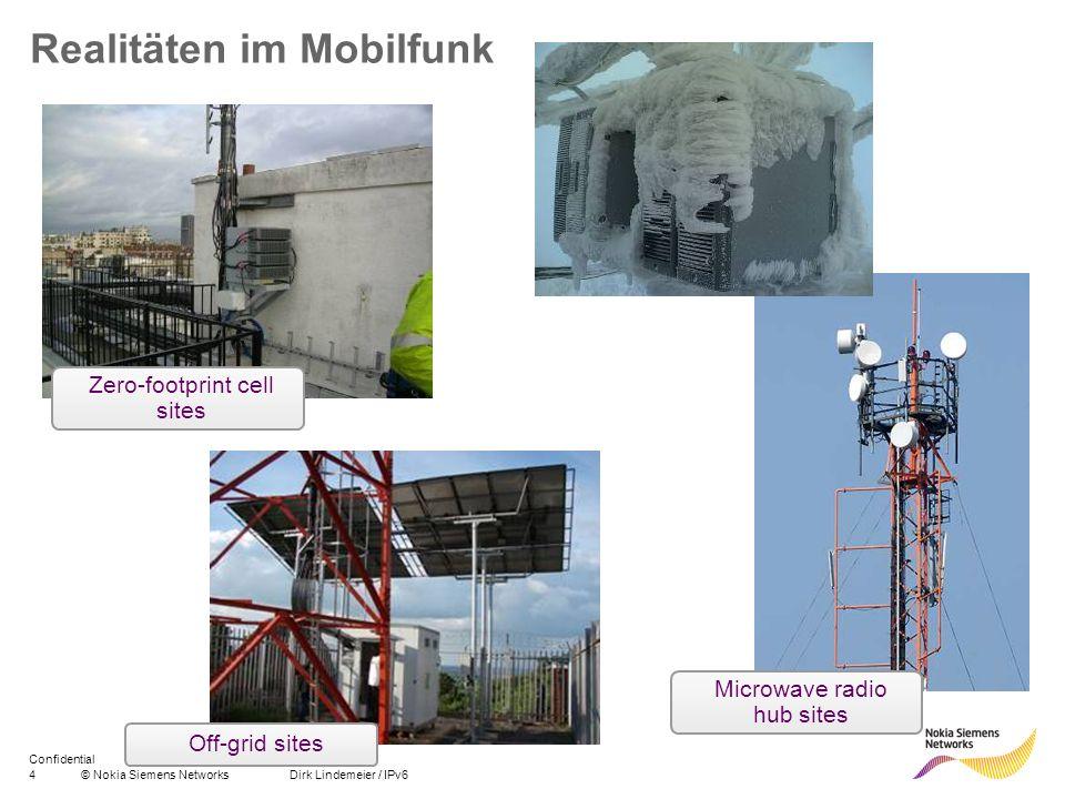 Realitäten im Mobilfunk