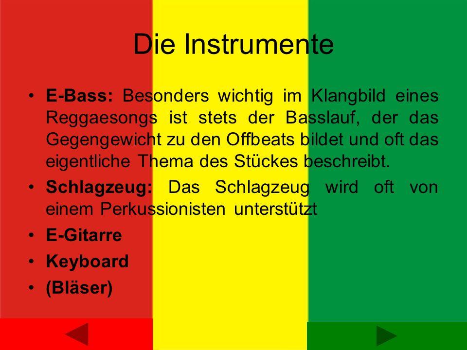 Die Instrumente