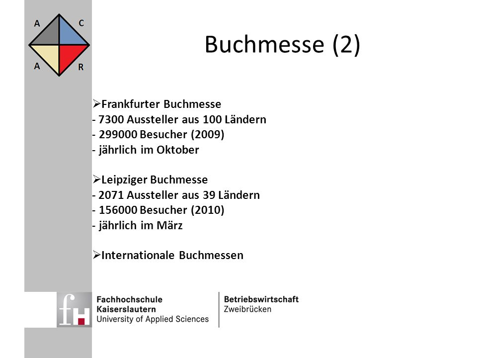 Buchmesse (2) Buchmesse: