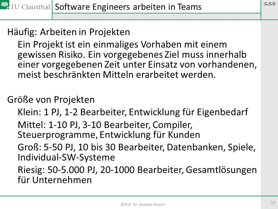 Software Engineers arbeiten in Teams