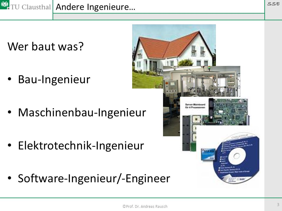 Maschinenbau-Ingenieur Elektrotechnik-Ingenieur