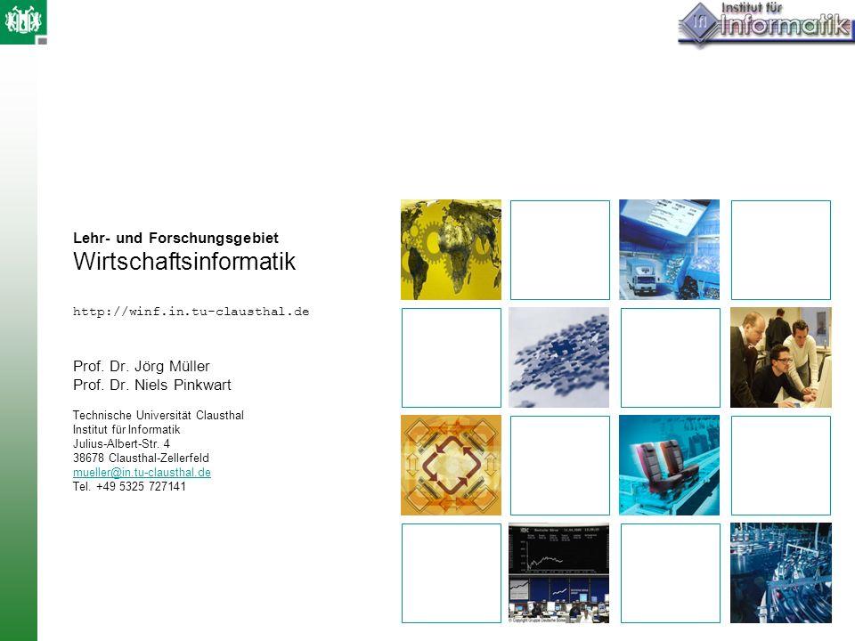 Lehr- und Forschungsgebiet Wirtschaftsinformatik http://winf. in