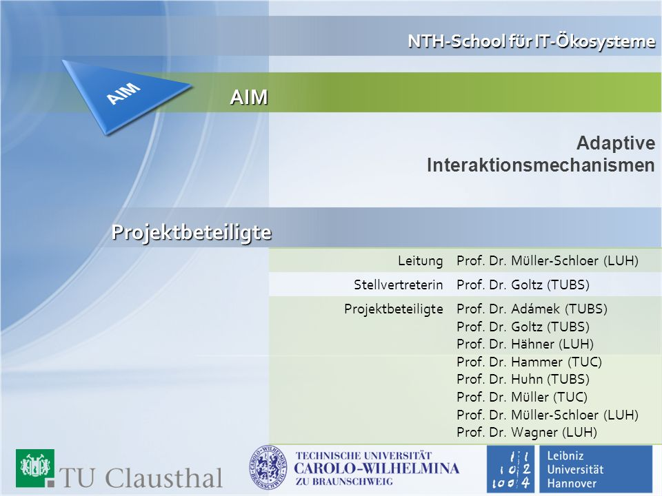 NTH-School für IT-Ökosysteme