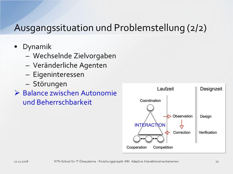Ausgangssituation und Problemstellung (2/2)