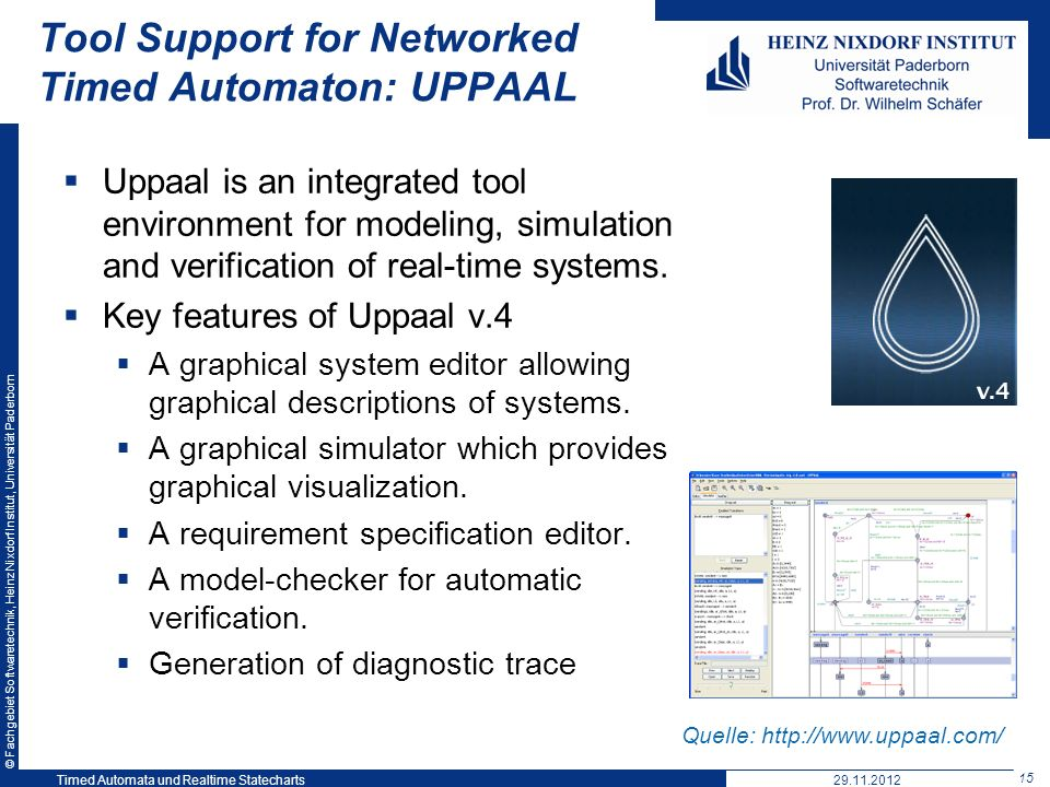 Tool Support for Networked Timed Automaton: UPPAAL