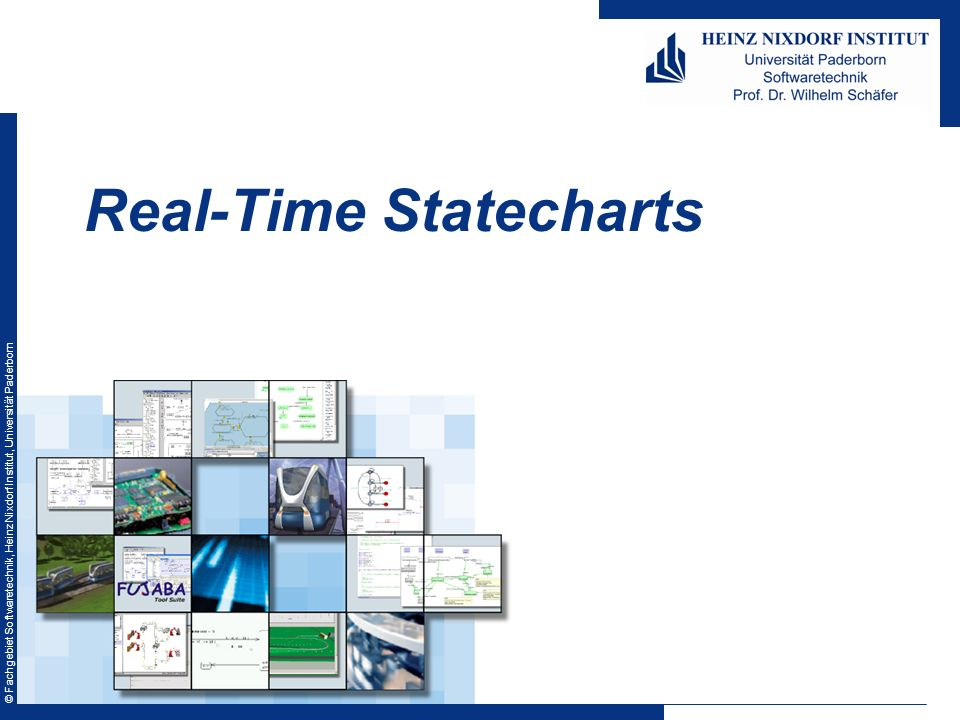 Real-Time Statecharts