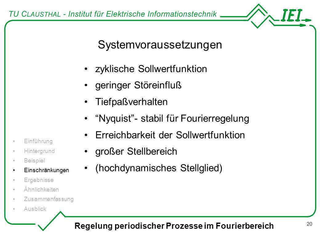 Systemvoraussetzungen