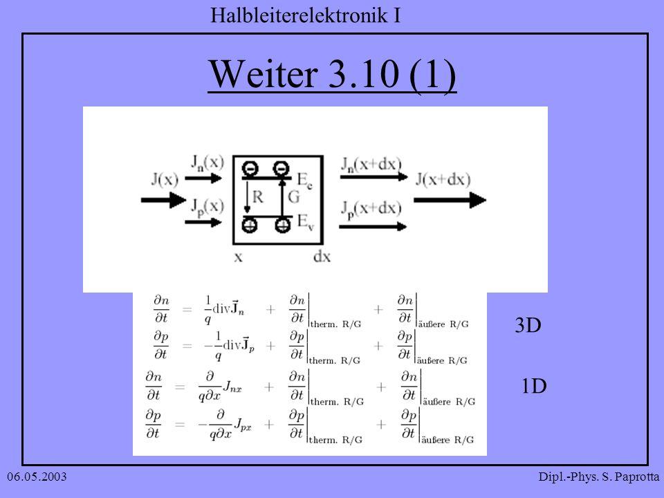 Weiter 3.10 (1) 3D 1D 06.05.2003