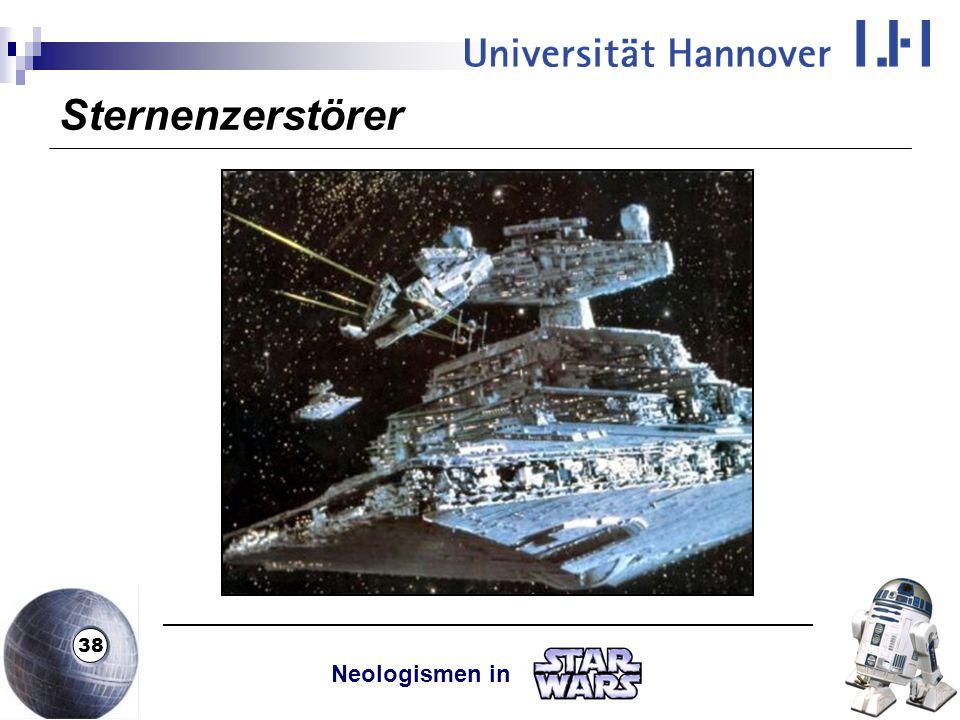 Sternenzerstörer Neologismen in