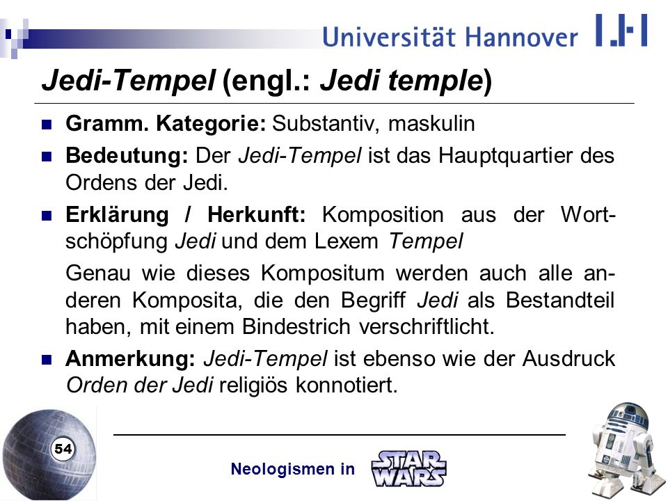 Jedi-Tempel (engl.: Jedi temple)