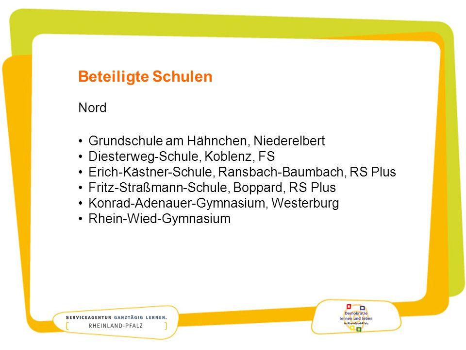 Beteiligte Schulen Nord Grundschule am Hähnchen, Niederelbert