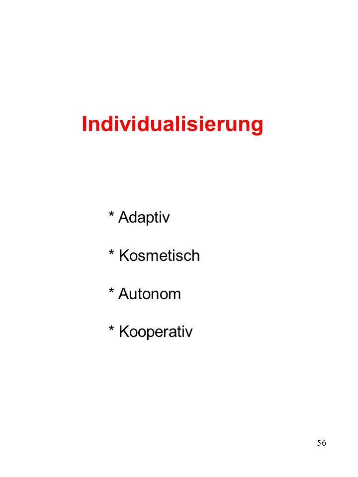 Kundensegmentierung Aufteilung aller (potenziellen) Kunden in klar abgegrenzte Untergruppen,