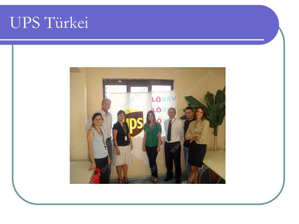 UPS Türkei