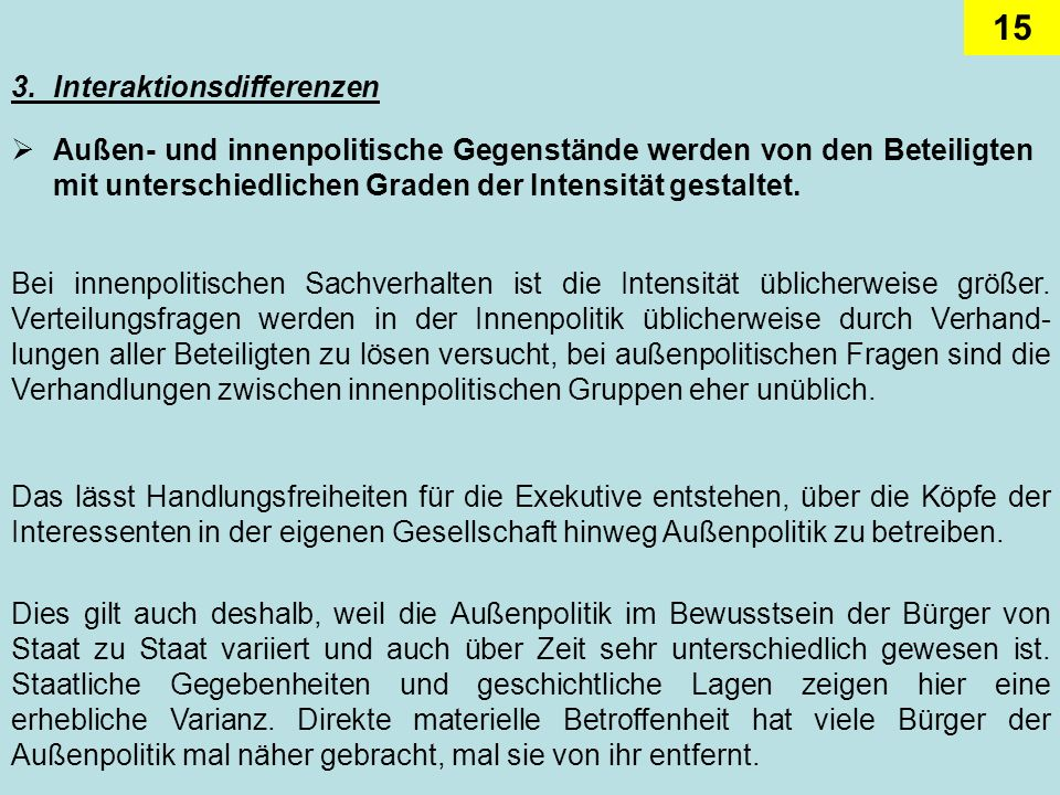 3. Interaktionsdifferenzen