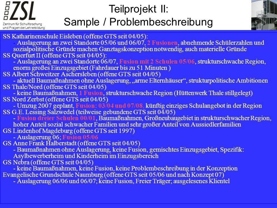 Sample / Problembeschreibung