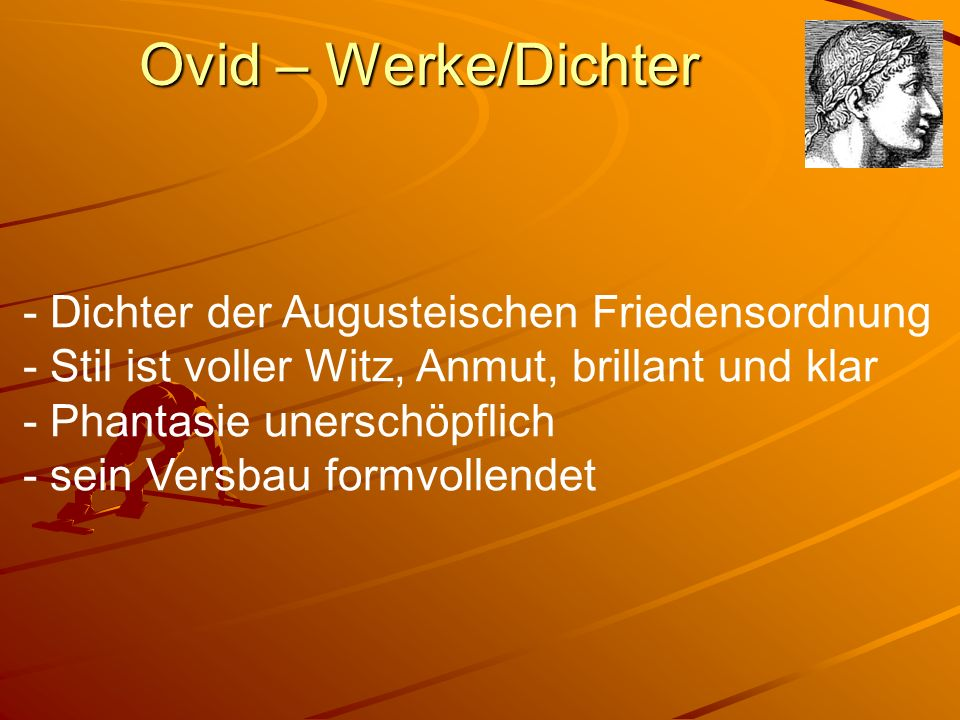 Ovid – Werke/Dichter