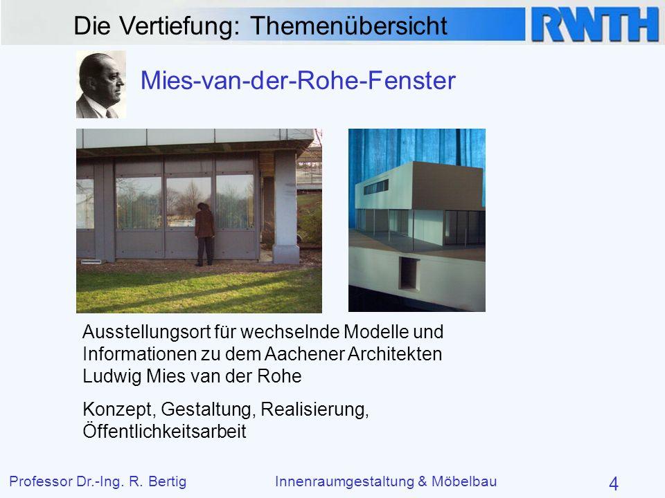 Mies-van-der-Rohe-Fenster