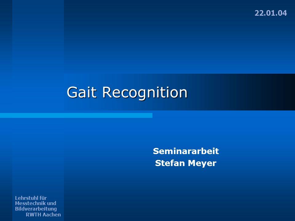 Seminararbeit Stefan Meyer