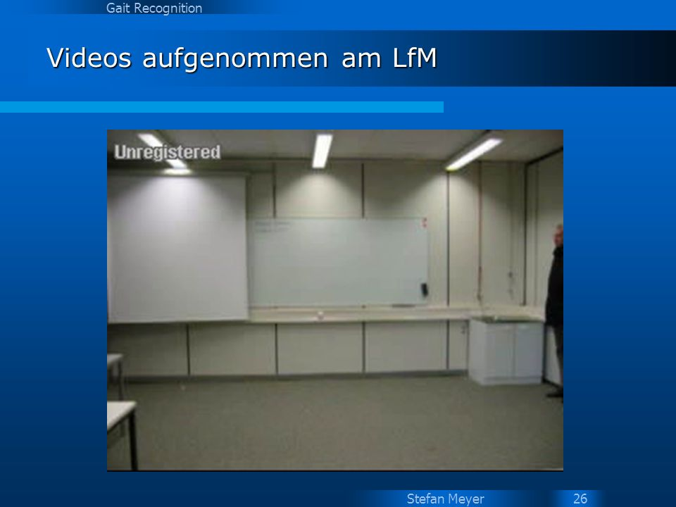 Videos aufgenommen am LfM