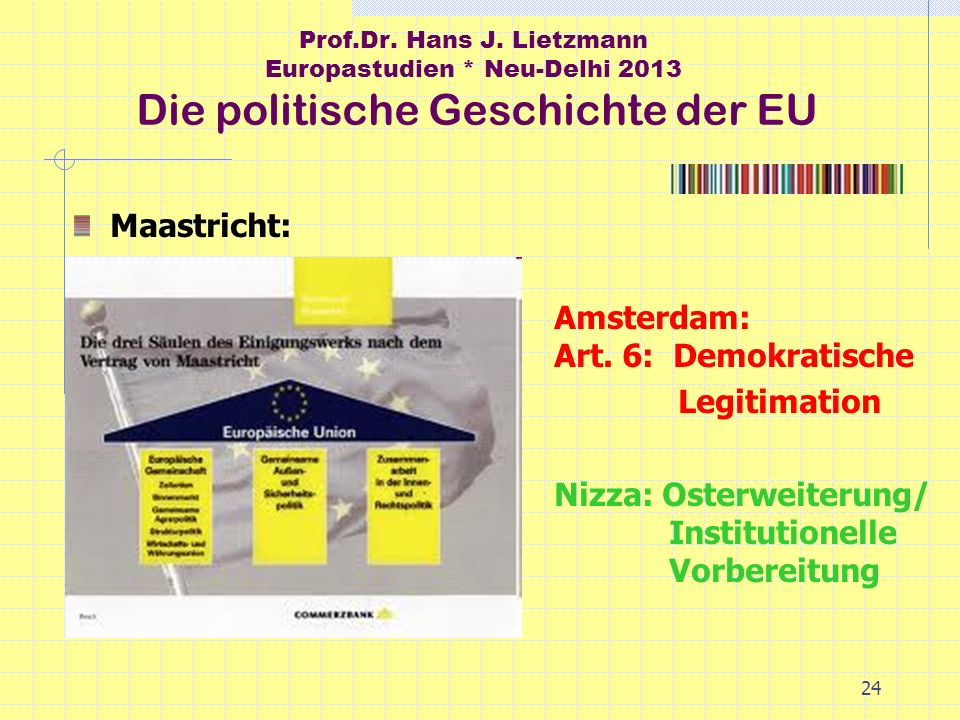 Amsterdam: Art. 6: Demokratische Legitimation