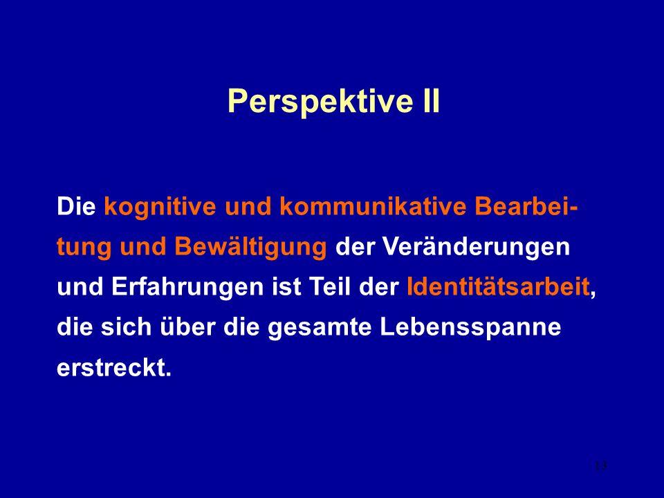 Perspektive II