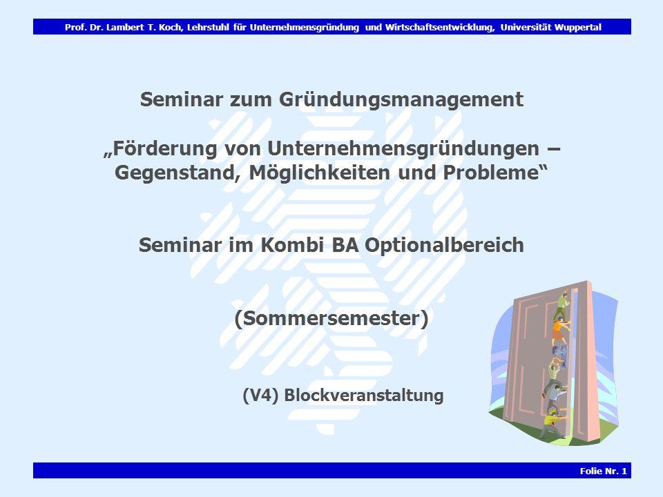 (V4) Blockveranstaltung