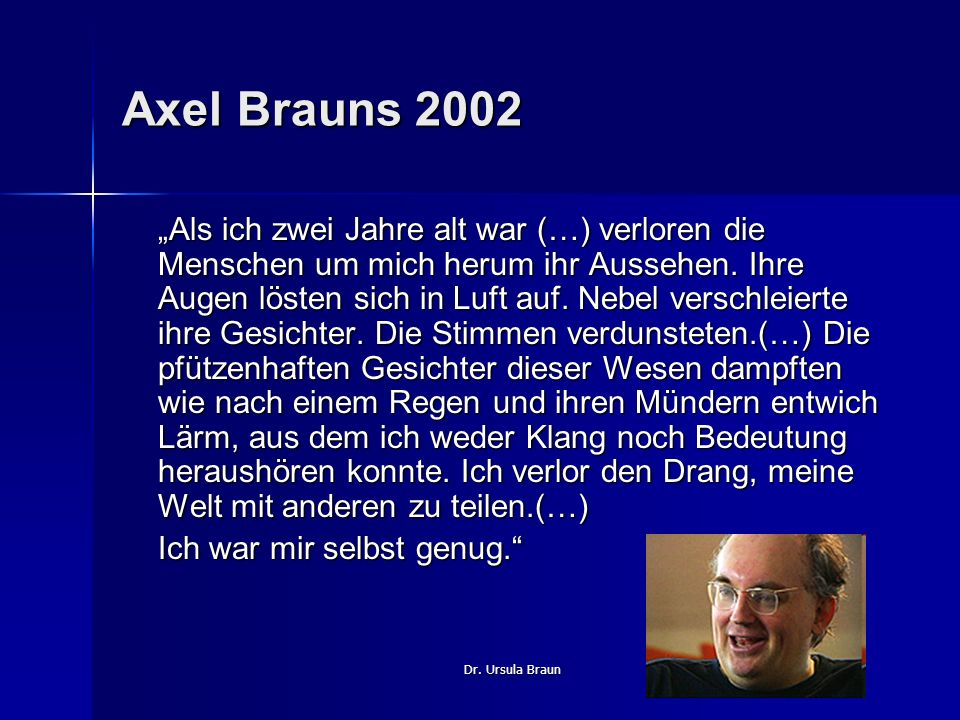 Axel Brauns 2002