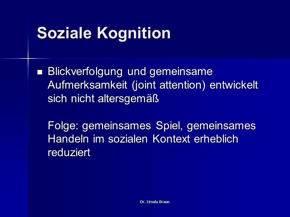 Soziale Kognition