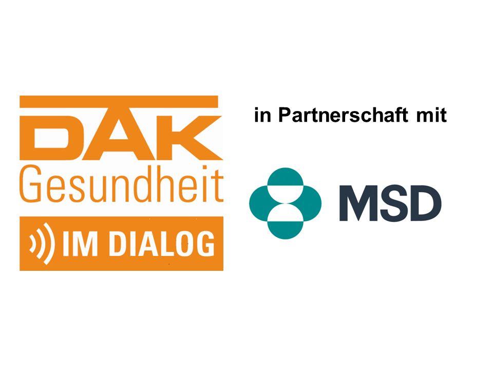 DAK-Gesundheit und Lilly im Dialog.