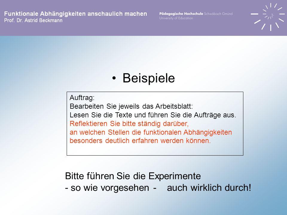 Funktionale Abhängigkeiten anschaulich machen - ppt video online ...