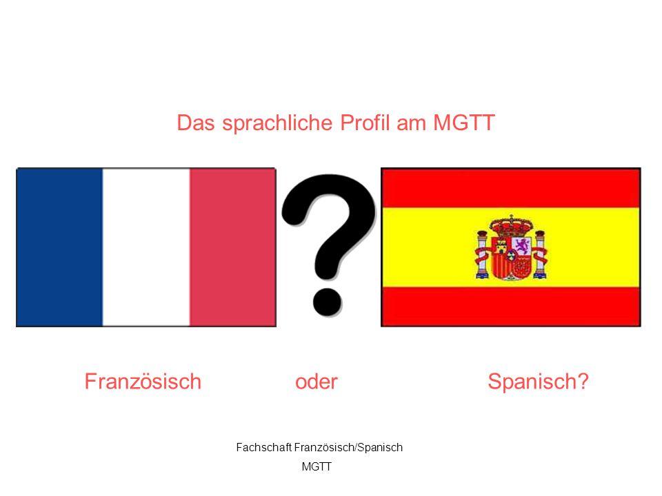 Das sprachliche Profil am MGTT