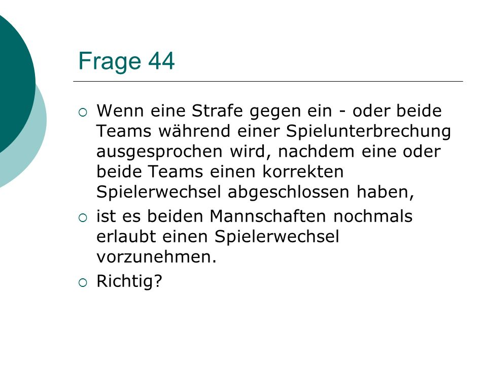Frage 44