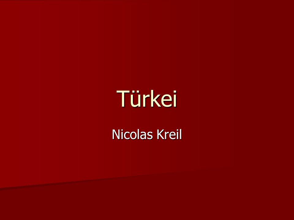 Türkei Nicolas Kreil