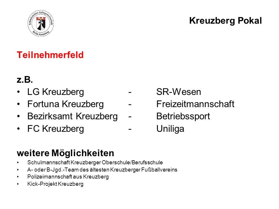 LG Kreuzberg - SR-Wesen Fortuna Kreuzberg - Freizeitmannschaft