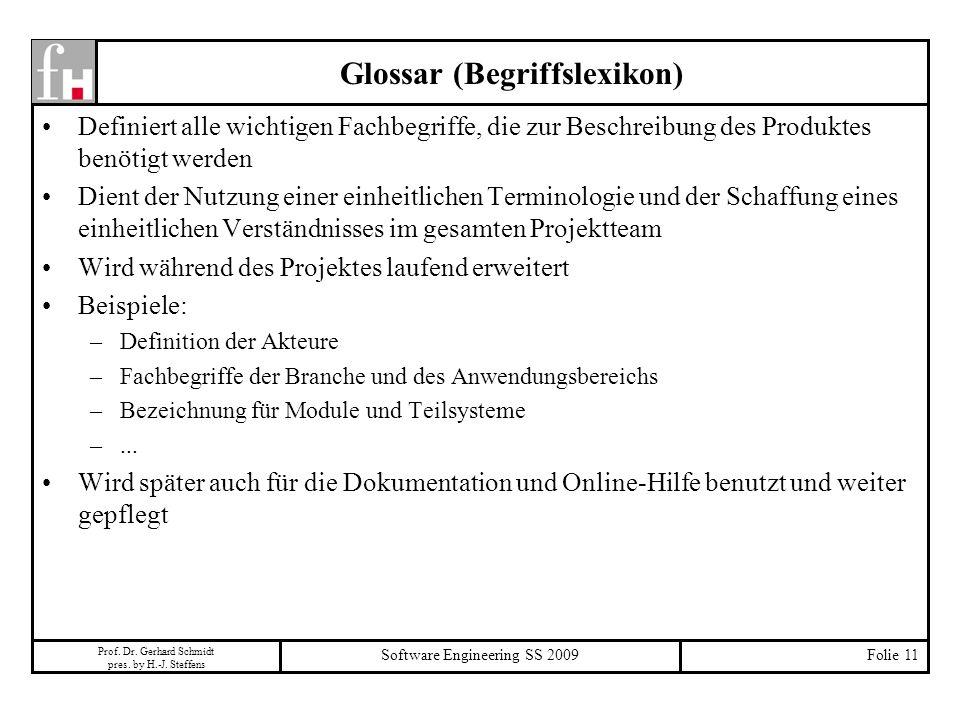 Glossar (Begriffslexikon)