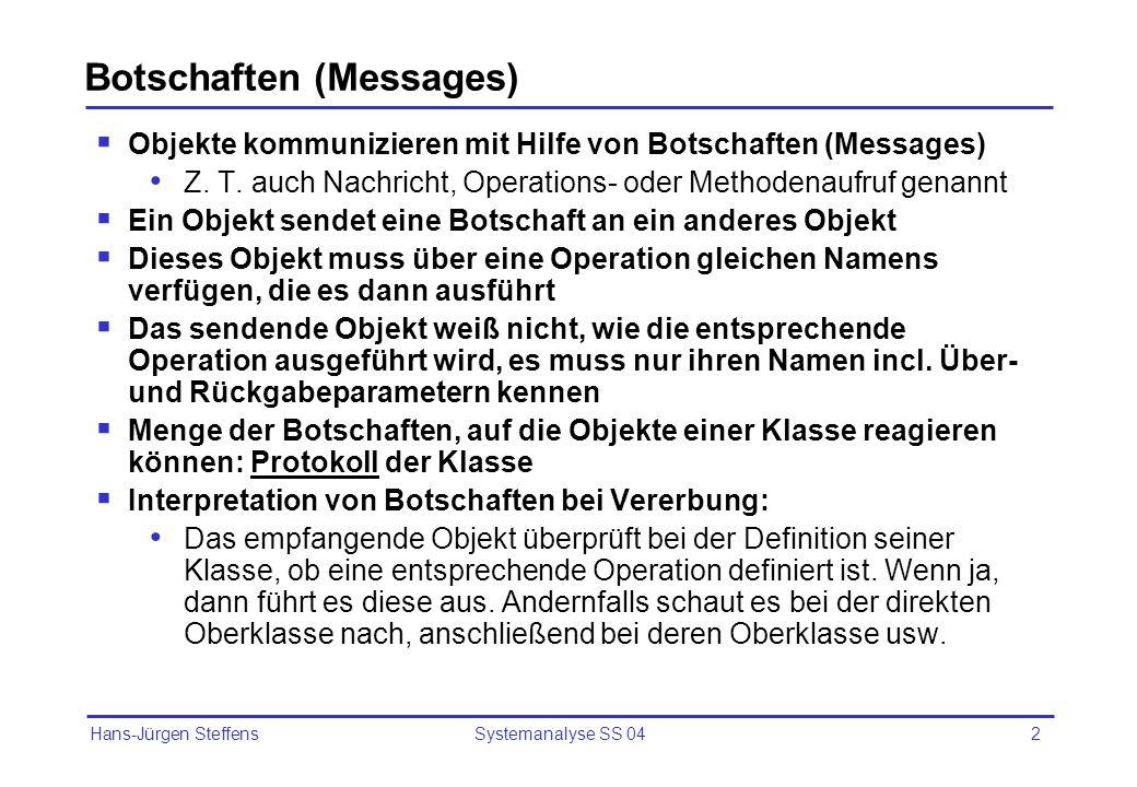 Botschaften (Messages)