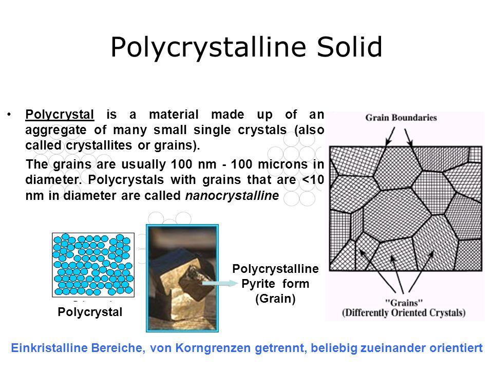 Polycrystalline Solid