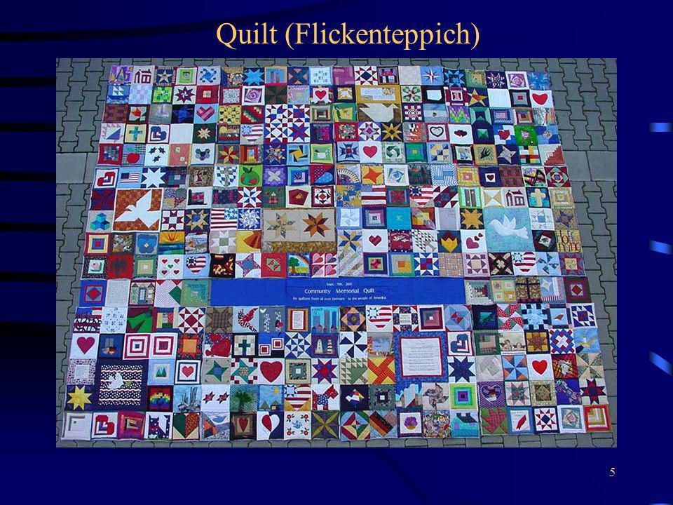 Quilt (Flickenteppich)