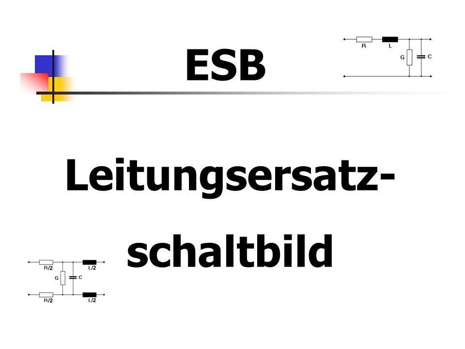 ESB Leitungsersatz- schaltbild