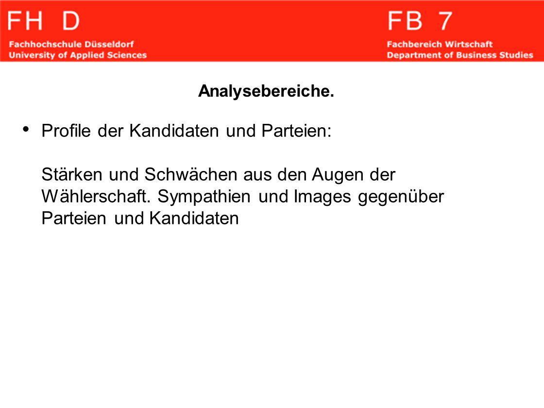 Analysebereiche.