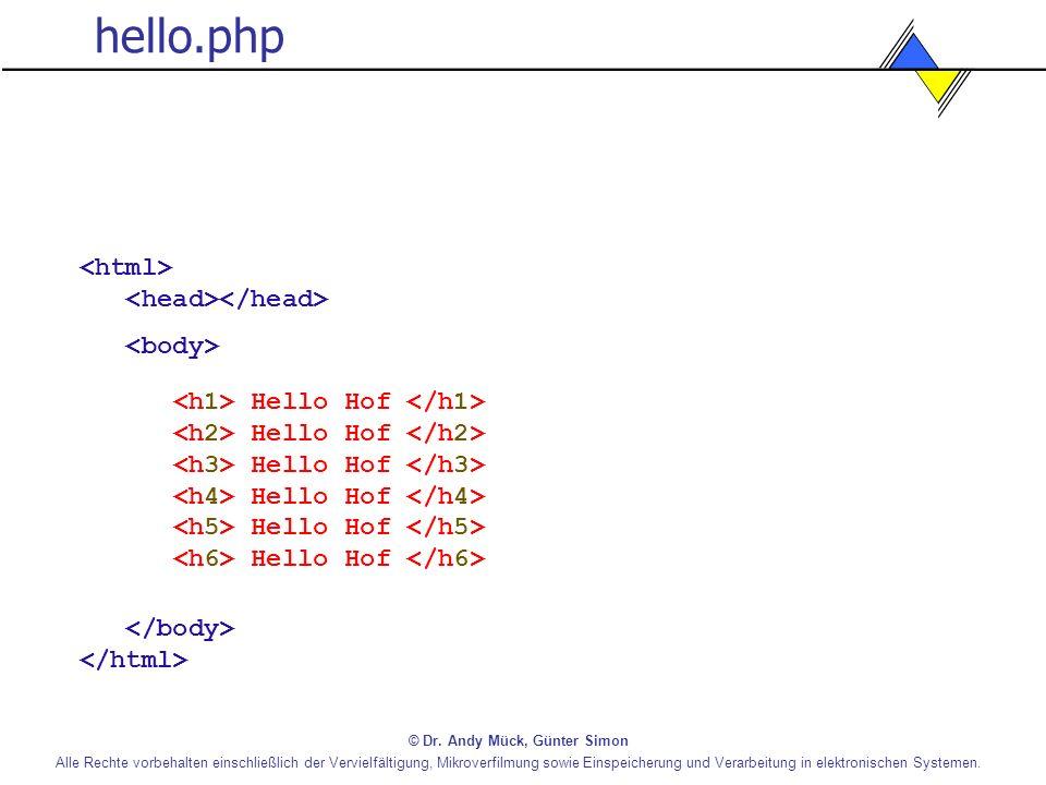 hello.php <html> <head></head> <body>
